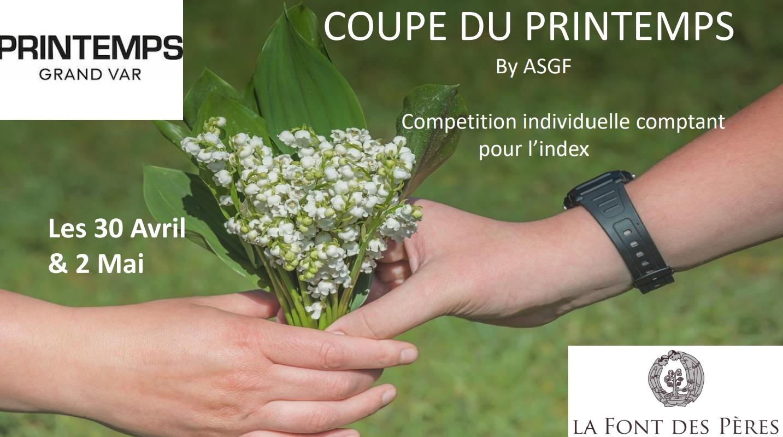 1ere competition pour l'Index de la saison