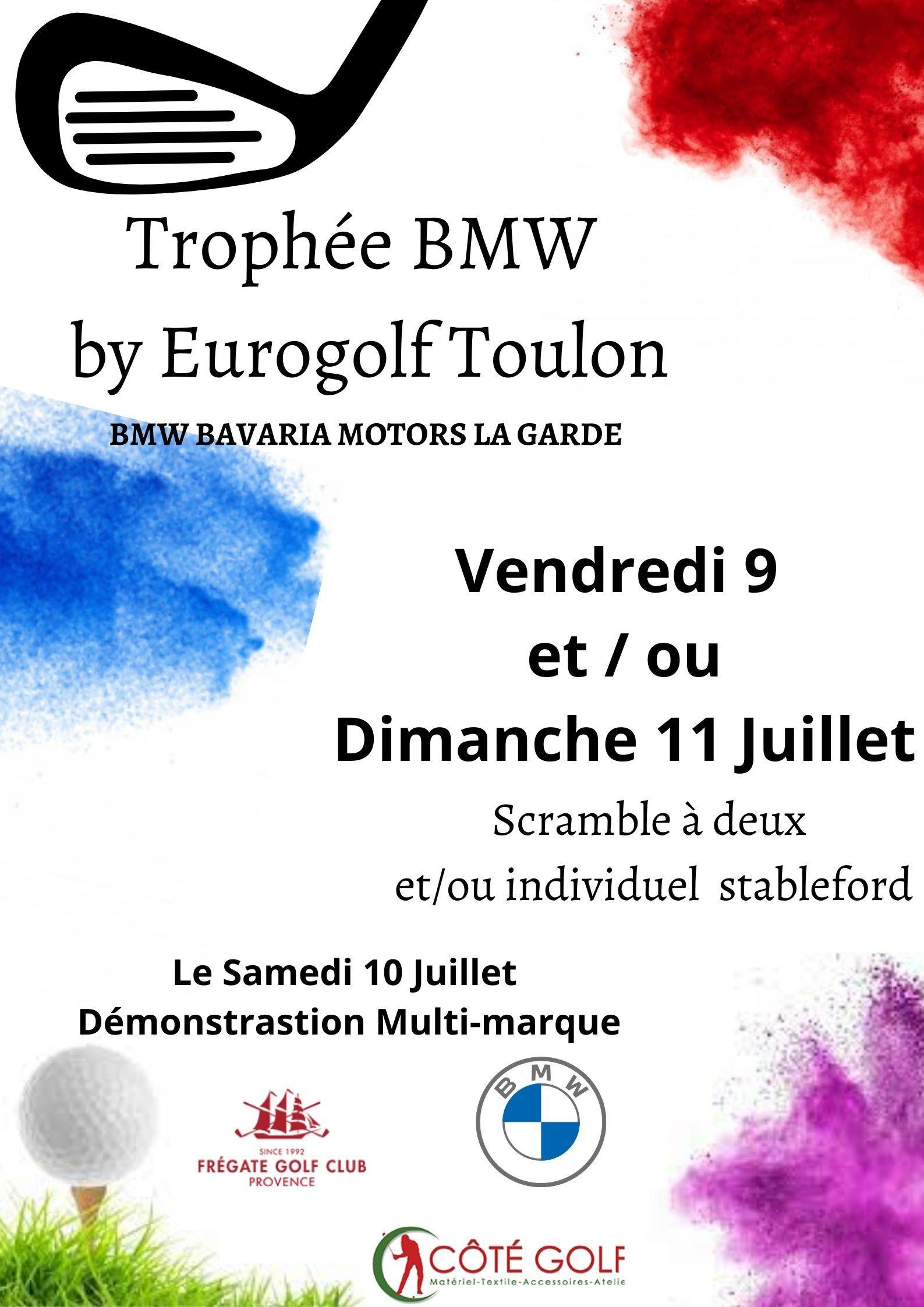 Trophée BMW by Eurogolf Toulon