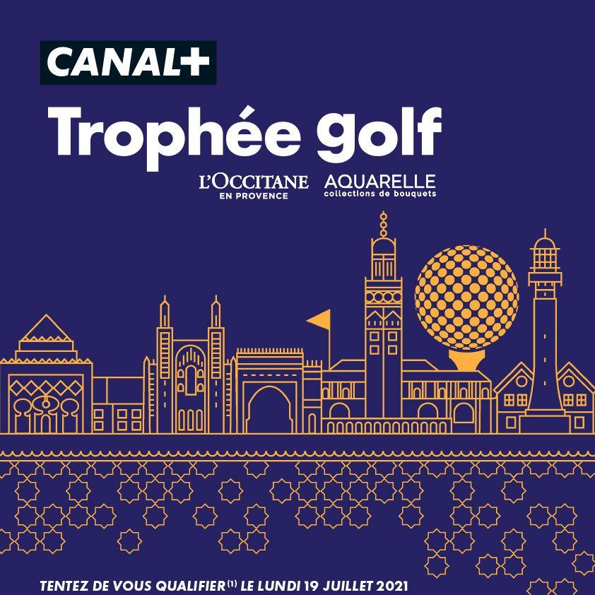 Trophée Canal+ / l'Occitane en Provence